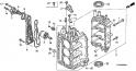 Блок цилиндра (Cylinder Block) E3