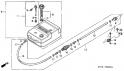 Топливный бак (Fuel Tank) F-6