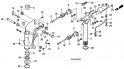 Корпус шарниров (2) (Swivel Case) F-11-1